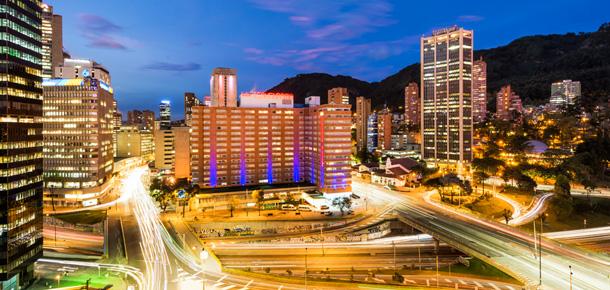 Bogota nexo tours